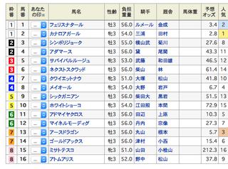 2019-06-09東京4R出馬表.png