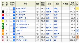 2020-03-08弥生賞ディープインパクト記念出馬表.png